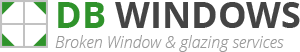 Swinton South Yorkshire Broken Window Logo